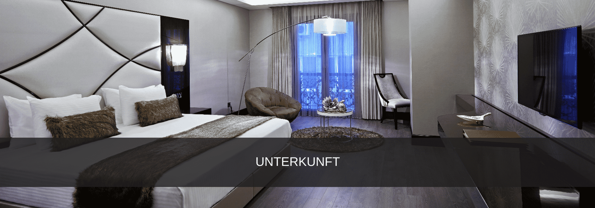 Unterkunft - Global Medical Care®