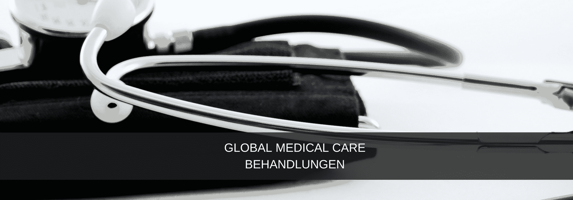 Behandlungen - Global Medical Care®