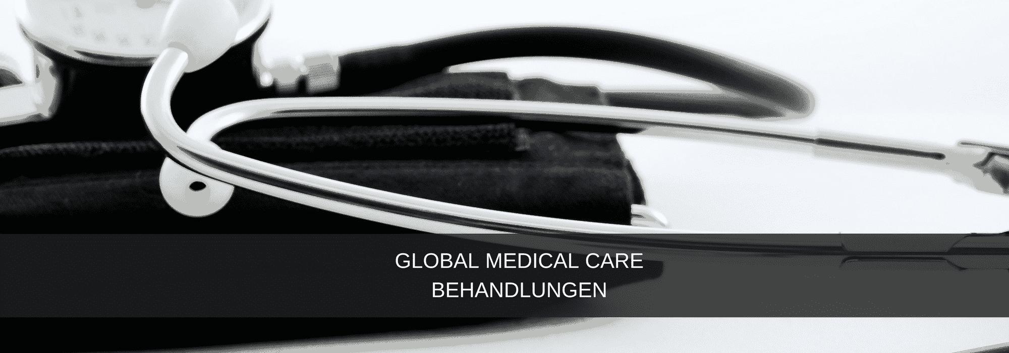 Behandlungen - Global Medical Care®