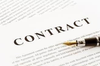 Contrat européen