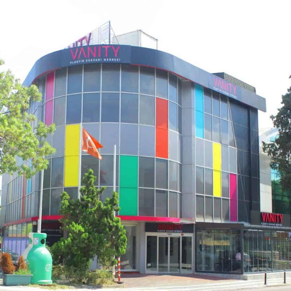 Vanity Hospital Istanbul