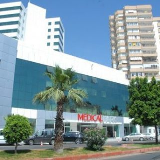 MedicalPark Antalya Krankenhaus