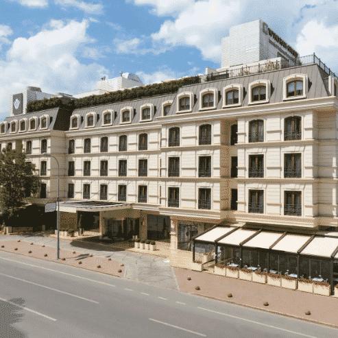 Wyndham Grand Istanbul Kalamis