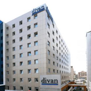 Divan CIty Hotel Istanbul