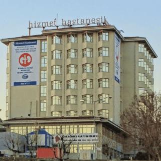 Memorial Hizmet Hospital