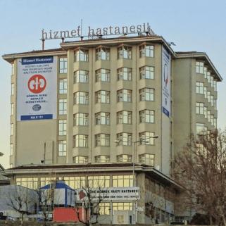 Memorial Hizmet Hôpital