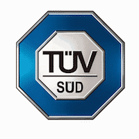 TUV Accreditation